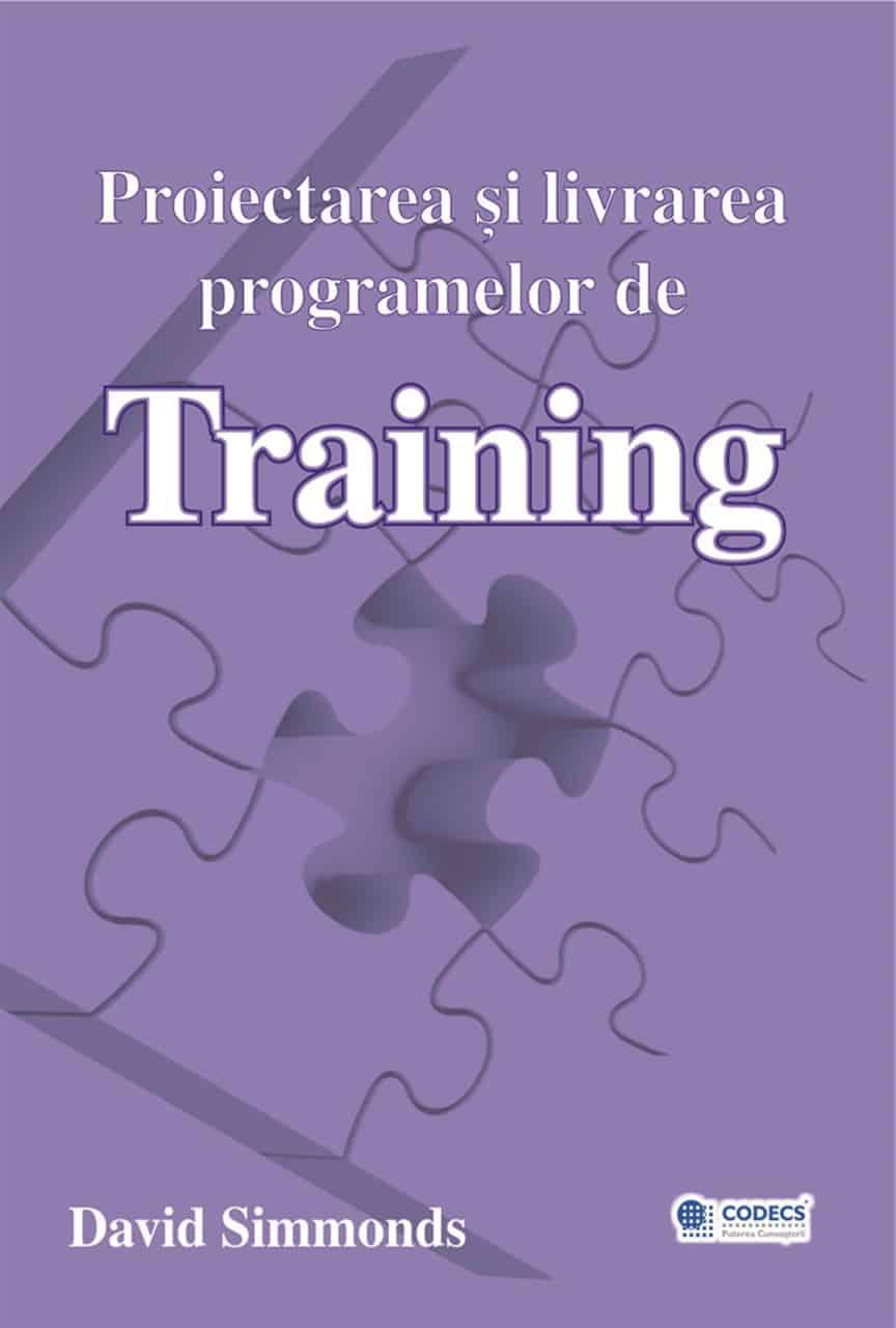 Proiectarea si livrarea programelor de training